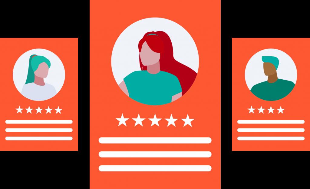 Base de données clients membres d'un programme de fidélité